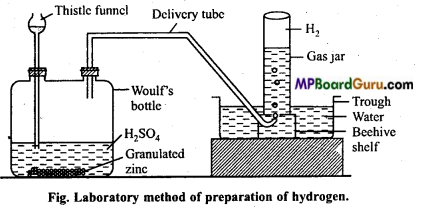 MP Board Class 11th Chemistry Important Questions Chapter 9 Hydrogen 41