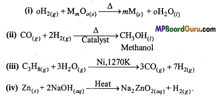 MP Board Class 11th Chemistry Important Questions Chapter 9 Hydrogen 47