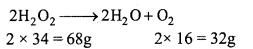 MP Board Class 11th Chemistry Important Questions Chapter 9 Hydrogen 49
