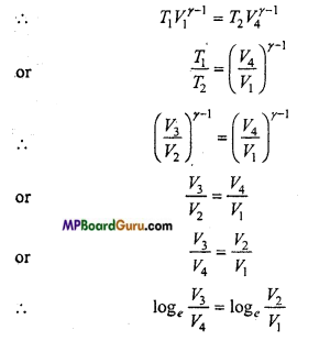 MP Board Class 11th Physics Important Questions Chapter 12 Thermodynamics 12