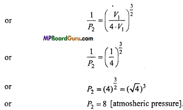 MP Board Class 11th Physics Important Questions Chapter 12 Thermodynamics 15