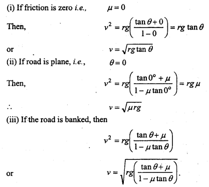 MP Board Class 11th Physics Important Questions Chapter 5 Laws of Motion 12