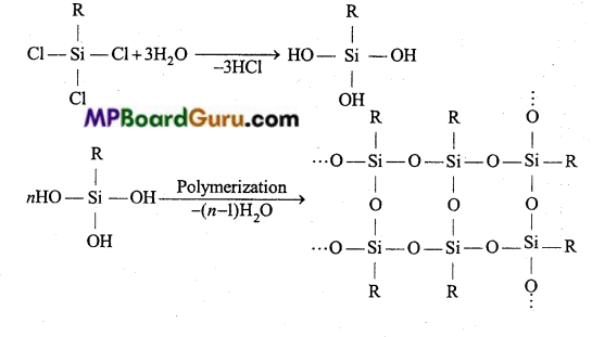 MP Board Class 11th Chemistry Important Questions Chapter 11 The p-Block Elements 17