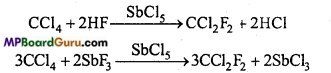 MP Board Class 11th Chemistry Important Questions Chapter 11 The p-Block Elements 46