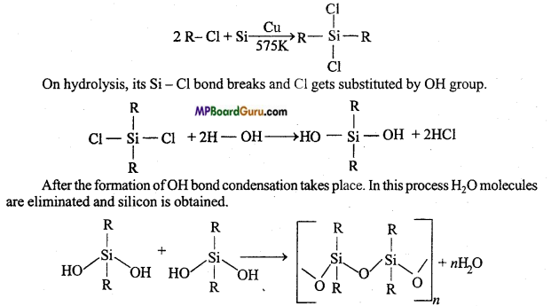 MP Board Class 11th Chemistry Important Questions Chapter 11 The p-Block Elements 47