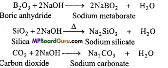 MP Board Class 11th Chemistry Important Questions Chapter 11 The p-Block Elements 49