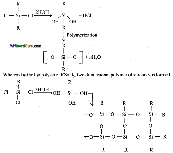 MP Board Class 11th Chemistry Important Questions Chapter 11 The p-Block Elements 57